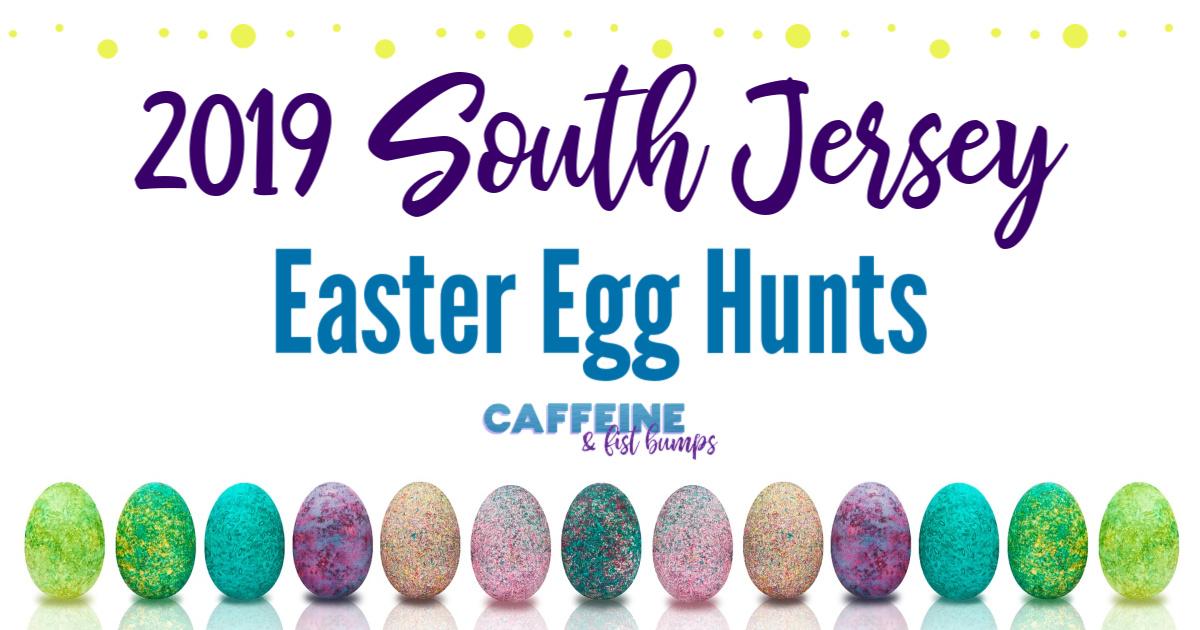 2019 South Jersey Easter Egg Hunts